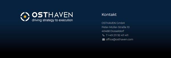 Payment Services von OSTHAVEN.de - Berater für Anbindung von Online-Bezahlmethoden