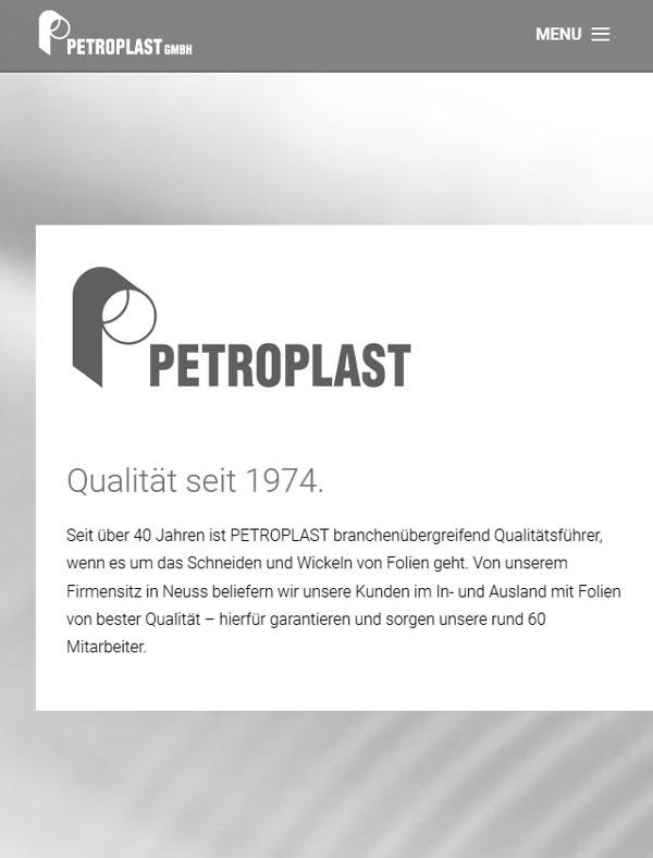 Petroplast