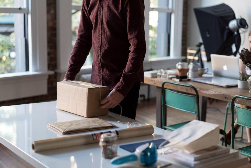 Bist du schon auf Papierverpackung umgestiegen?