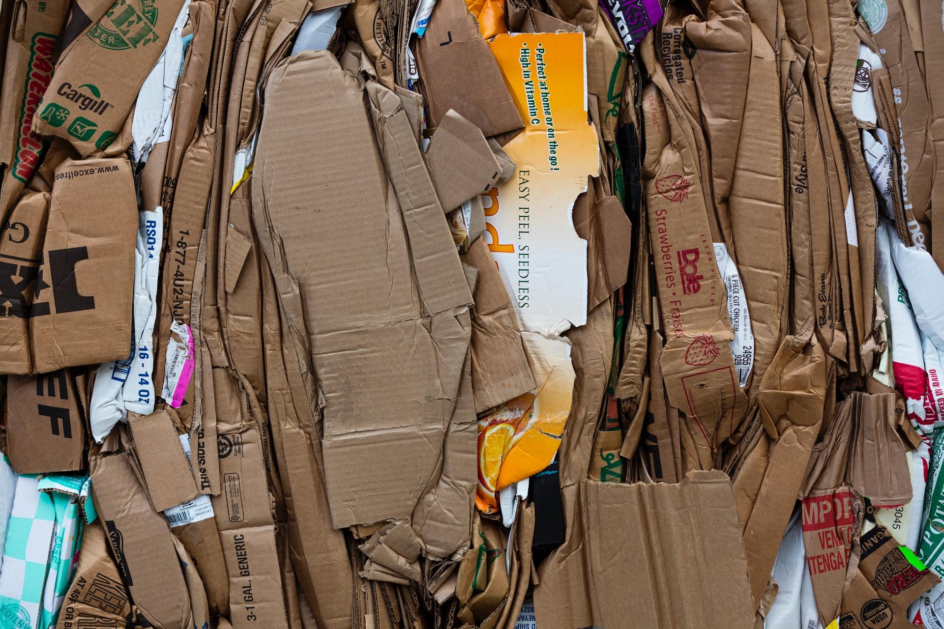 Verschiedenen arten von Papierverpackungen wie Barrierepapier bzw. das Funktionspapier